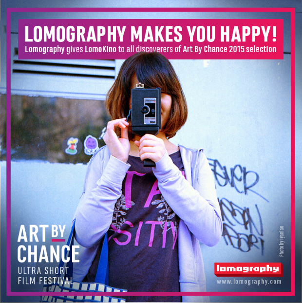 Lomography Makes You Happy